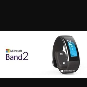 MICROSOFT BAND 2-Gently used-no signs of wear